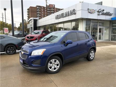 2016 Chevrolet Trax LS (Stk: L315A) in Chatham - Image 1 of 15