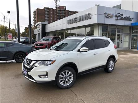 2017 Nissan Rogue S (Stk: 20101AA) in Chatham - Image 1 of 5
