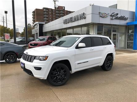 2019 Jeep Grand Cherokee Laredo (Stk: L009A) in Chatham - Image 1 of 19