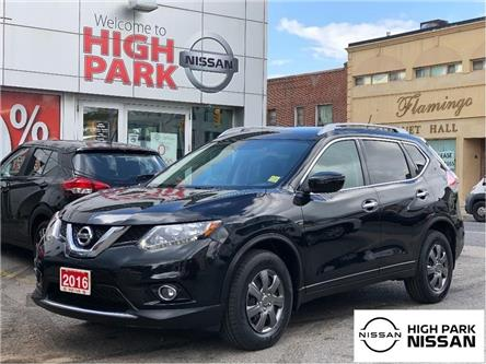 2016 Nissan Rogue SV (Stk: U1879) in Toronto - Image 1 of 23