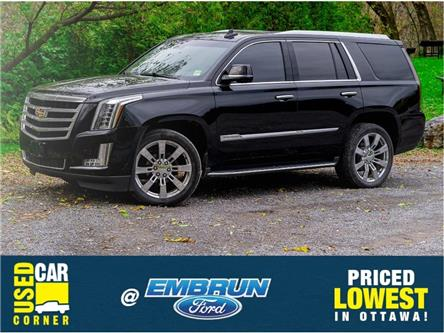 2015 Cadillac Escalade Luxury (Stk: FR540499) in Embrun - Image 1 of 18
