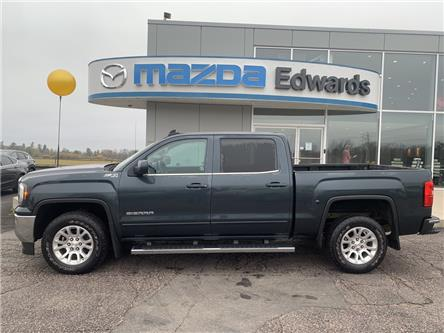 2017 GMC Sierra 1500 SLE (Stk: 22482) in Pembroke - Image 1 of 10