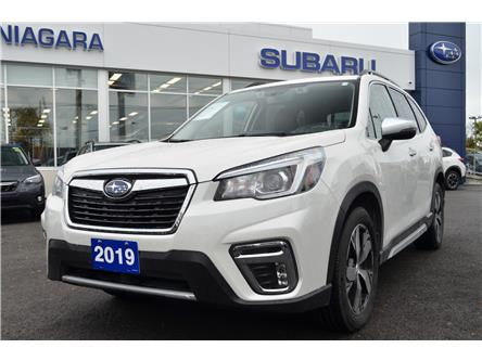 2019 Subaru Forester 2.5i Premier (Stk: S5276A) in St.Catharines - Image 1 of 28