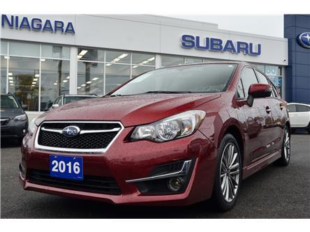 2016 Subaru Impreza 2.0i Limited Package (Stk: Z1760) in St.Catharines - Image 1 of 24