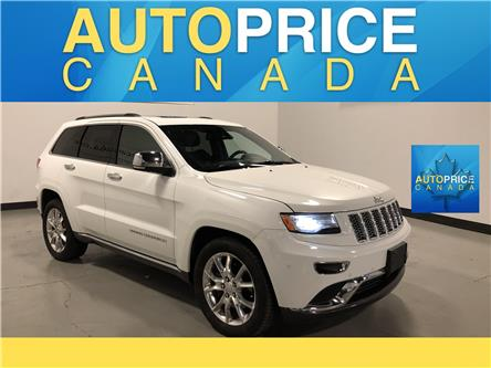 2015 Jeep Grand Cherokee Summit (Stk: J2131A) in Mississauga - Image 1 of 25