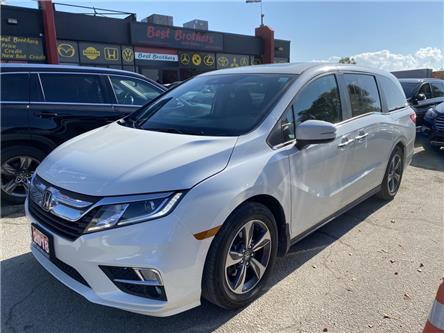 2018 Honda Odyssey EX-L (Stk: 504875) in Toronto - Image 1 of 24
