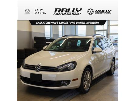 2013 Volkswagen Golf 2.0 TDI Highline (Stk: V1342) in Prince Albert - Image 1 of 13