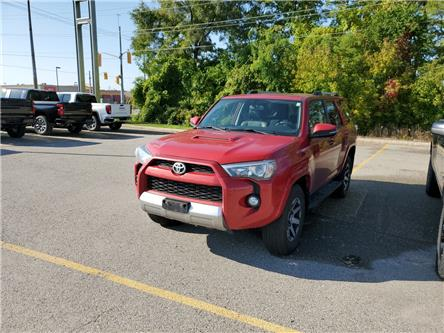 2017 Toyota 4Runner SR5 (Stk: 016091) in Sarnia - Image 1 of 9