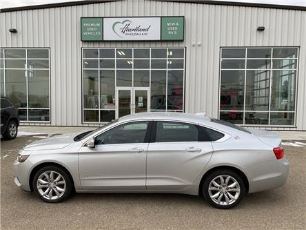 2017 Chevrolet Impala 1LT (Stk: WB0016) in Fort Saskatchewan - Image 1 of 29