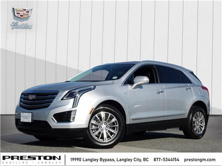 2017 Cadillac XT5 Luxury (Stk: X30741) in Langley City - Image 1 of 29