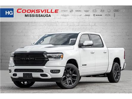2021 RAM 1500 Rebel (Stk: MN512408) in Mississauga - Image 1 of 22