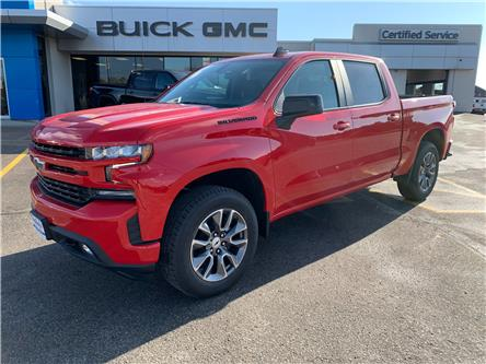 2021 Chevrolet Silverado 1500 RST (Stk: 47015) in Strathroy - Image 1 of 7