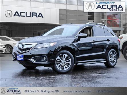2018 Acura RDX Elite (Stk: 4331) in Burlington - Image 1 of 25