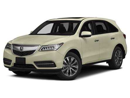 2014 Acura MDX Technology Package (Stk: 4309A) in Burlington - Image 1 of 10