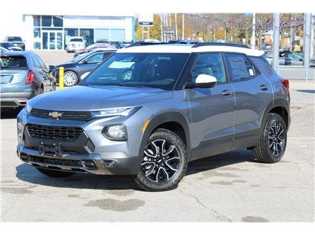 2021 Chevrolet TrailBlazer ACTIV (Stk: 3140924) in Toronto - Image 1 of 31