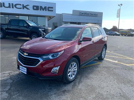 2021 Chevrolet Equinox LT (Stk: 47023) in Strathroy - Image 1 of 7
