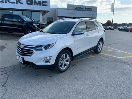2021 Chevrolet Equinox Premier (Stk: 47004) in Strathroy - Image 1 of 7