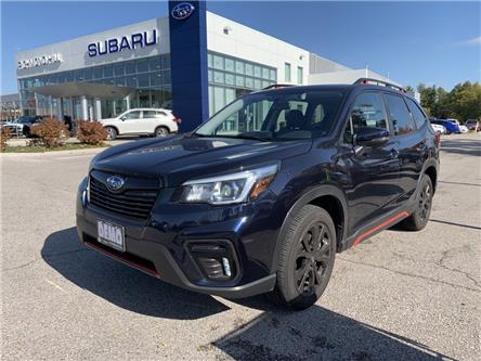 2020 Subaru Forester Sport (Stk: 34431) in RICHMOND HILL - Image 1 of 16