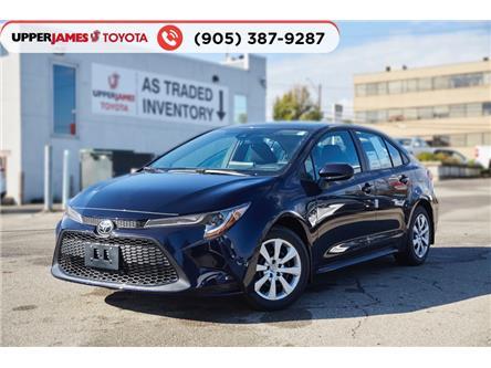 2021 Toyota Corolla LE (Stk: 210058) in Hamilton - Image 1 of 16