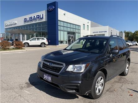 2018 Subaru Forester 2.5i (Stk: LP0467) in RICHMOND HILL - Image 1 of 10