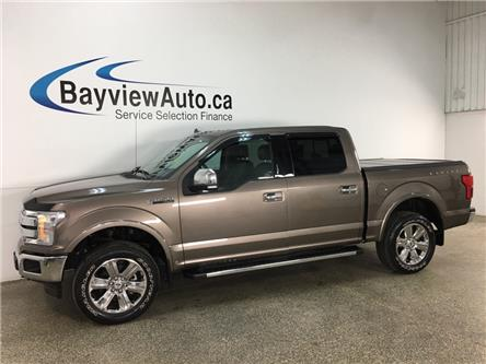 2018 Ford F-150 Lariat (Stk: 37311W) in Belleville - Image 1 of 30