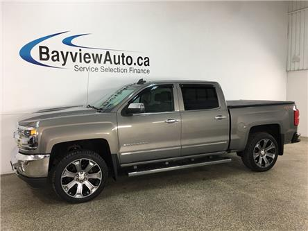 2017 Chevrolet Silverado 1500 1LZ (Stk: 37281W) in Belleville - Image 1 of 30