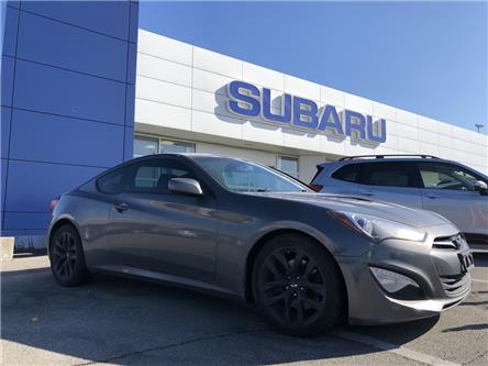 2013 Hyundai Genesis Coupe 2.0T (Stk: S20456B) in Newmarket - Image 1 of 2