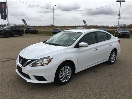 2019 Nissan Sentra 1.8 SV (Stk: PW0694) in Devon - Image 1 of 10