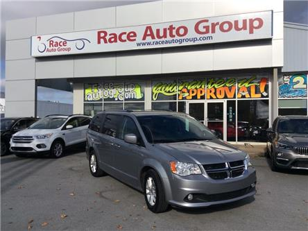 2019 Dodge Grand Caravan CVP/SXT (Stk: 17761) in Dartmouth - Image 1 of 18