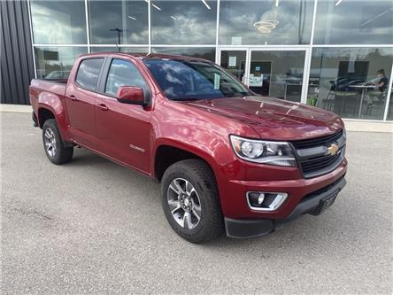 2020 Chevrolet Colorado Z71 (Stk: DR5811) in Ingersoll - Image 1 of 30