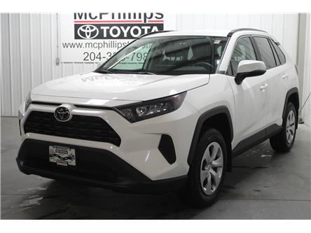 2021 Toyota RAV4 LE (Stk: W148467) in Winnipeg - Image 1 of 21