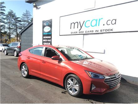 2020 Hyundai Elantra Preferred (Stk: 201103) in North Bay - Image 1 of 21