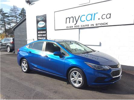 2016 Chevrolet Cruze LT Auto (Stk: 201114) in North Bay - Image 1 of 21