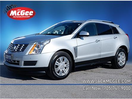 2015 Cadillac SRX Luxury (Stk: 21022A) in Peterborough - Image 1 of 20
