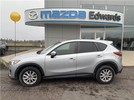 2016 Mazda CX-5 GS (Stk: 22489) in Pembroke - Image 1 of 12