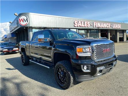 2016 GMC Sierra 3500HD Denali (Stk: 16-109483) in Abbotsford - Image 1 of 14