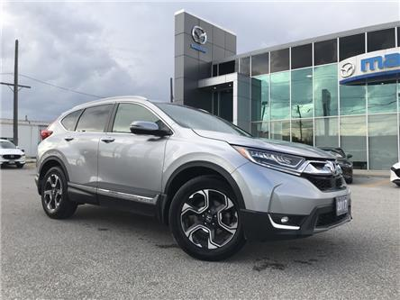 2017 Honda CR-V Touring (Stk: UM2464) in Chatham - Image 1 of 24