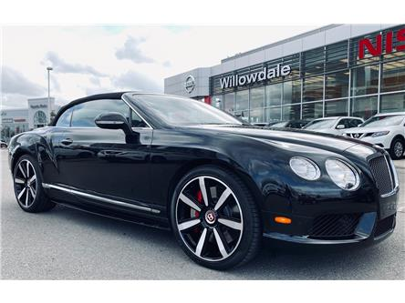 2014 Bentley Continental GTC V8 (Stk: C35644) in Thornhill - Image 1 of 30