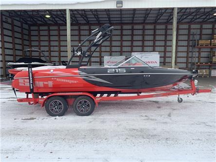 2017 Sanger V215 SURF SX Indmar 360 (Stk: P20-029) in Grande Prairie - Image 1 of 13
