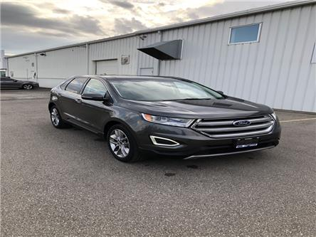 2017 Ford Edge Titanium (Stk: HBC33885) in Wallaceburg - Image 1 of 15