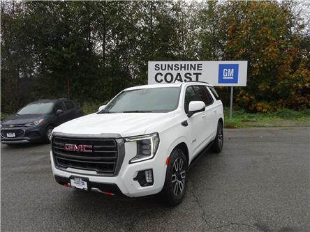 2021 GMC Yukon AT4 (Stk: YM157812) in Sechelt - Image 1 of 30