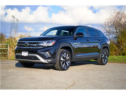 2020 Volkswagen Atlas Cross Sport 3.6 FSI Comfortline (Stk: LA218639) in Vancouver - Image 1 of 21