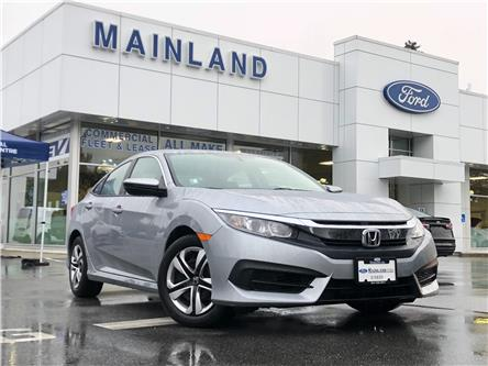 2017 Honda Civic LX (Stk: 20F19411A) in Vancouver - Image 1 of 30