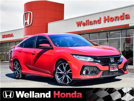 2017 Honda Civic Si (Stk: U6856) in Welland - Image 1 of 27