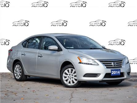 2014 Nissan Sentra 1.8 SV (Stk: 40-5) in St. Catharines - Image 1 of 23