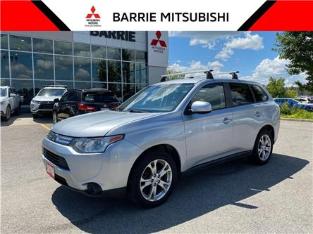 2014 Mitsubishi Outlander ES (Stk: J0088A) in Barrie - Image 1 of 25