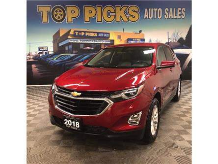 2018 Chevrolet Equinox 1LT (Stk: 309070) in NORTH BAY - Image 1 of 28