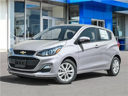 2021 Chevrolet Spark 1LT CVT (Stk: M011) in Chatham - Image 1 of 23