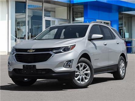 2021 Chevrolet Equinox LT (Stk: M058) in Chatham - Image 1 of 10