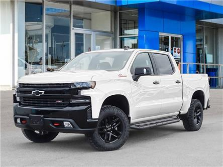 2021 Chevrolet Silverado 1500 LT Trail Boss (Stk: M044) in Chatham - Image 1 of 23